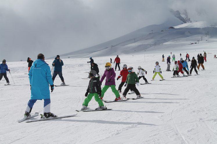 Ladik - Akdağ Kış Sporları ve Kayak Merkezi