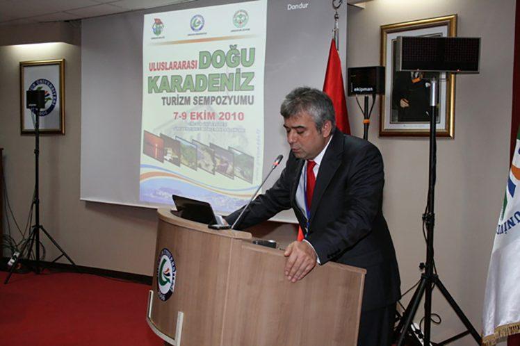 Uluslararası Doğu Karadeniz Turizm Sempozyumu