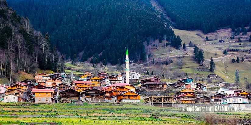 Uzungöl Şerah Köyü